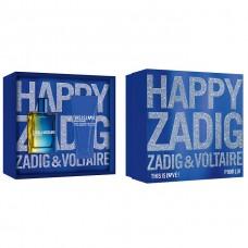 Set Apa de Toaleta Zadig & Voltaire This Is Love! 50 ml + 50 ml Gel de dus, Barbati