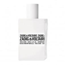 Apa de Parfum Zadig & Voltaire This Is Her!, Femei, 50ml