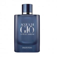 Apa de Parfum Giorgio Armani Acqua Di Gio Profondo, Barbati, 125ml