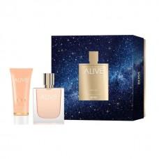Set Apa de Parfum Hugo Boss Alive 50 ml + 75 ml Lotiune de corp, Femei