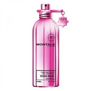 Parfum pentru par Montale Roses Musk, Femei, 100ml