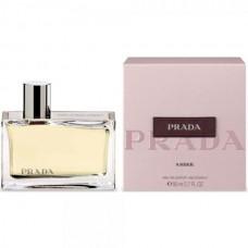 Apa De Parfum Prada Amber, Femei, 80ml