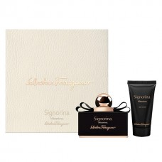 Set Apa de parfum Salvatore Ferragamo Signorina Misteriosa 30 ml + 50 ml Lotiune de corp, Femei