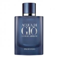 Apa de parfum Giorgio Armani Acqua Di Gio Profondo, Barbati, 75ml