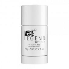 Stick Mont Blanc  Legend Spirit, Barbati, 75ml